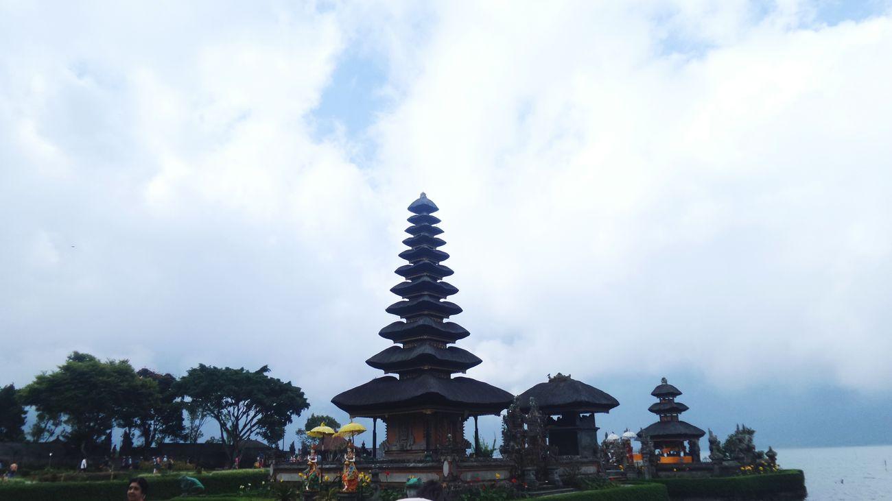 Beautiful Day Hello World Pura Ulundanu Peace And Quiet Bali