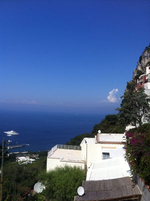 party at Italy, Capri by Wepp