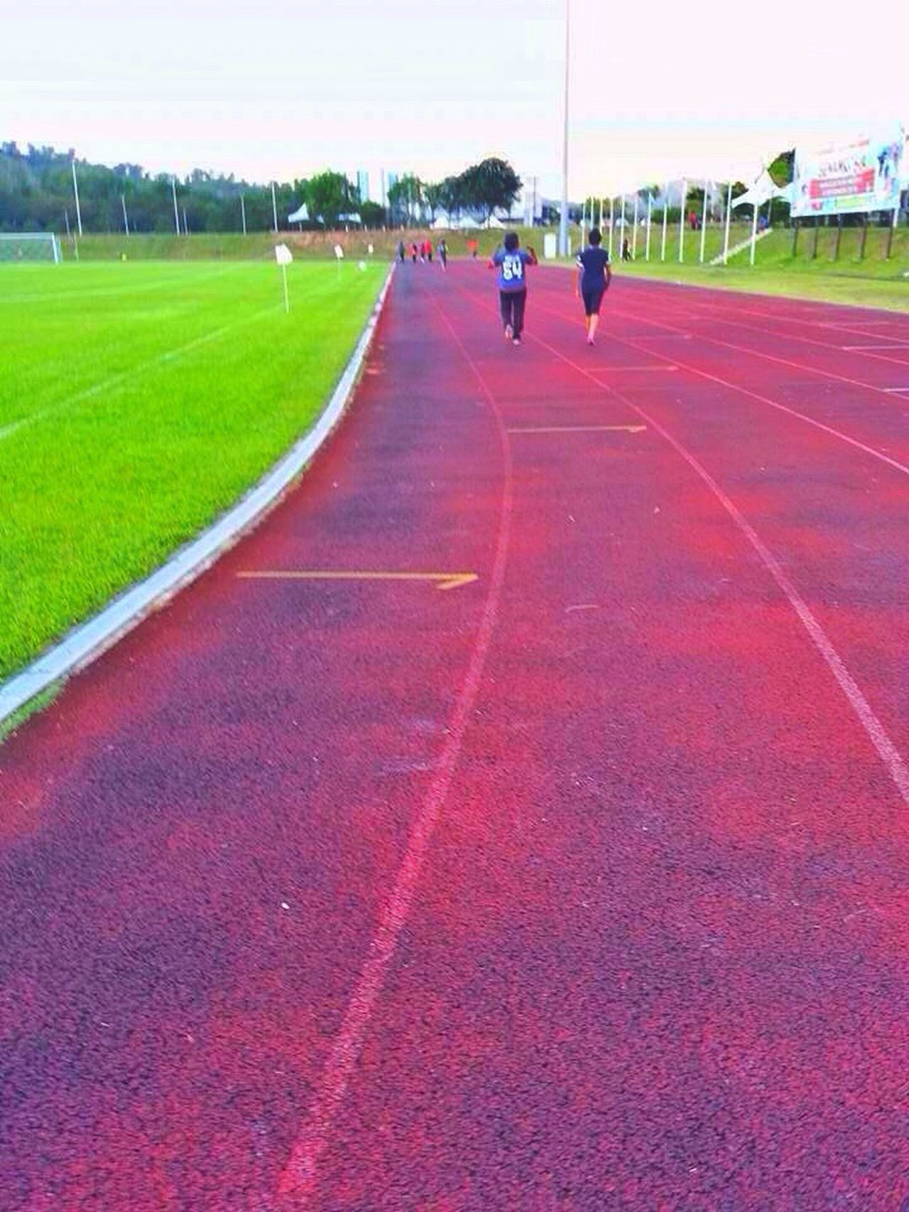 Sports Track Sports Race Running Track Sport Starting Line