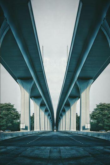 Go. Symmetrical Symmetry Symmetricalmonsters Bridge Lane Road Reflection Mirror Moodygrams Tones Cool Vscogood Architecture Moody Artofvisuals Power VSCO Vscocam Vscogrid Tonechasermy Tonechaser Tonechaser_ Igersmalaya Agameoftones