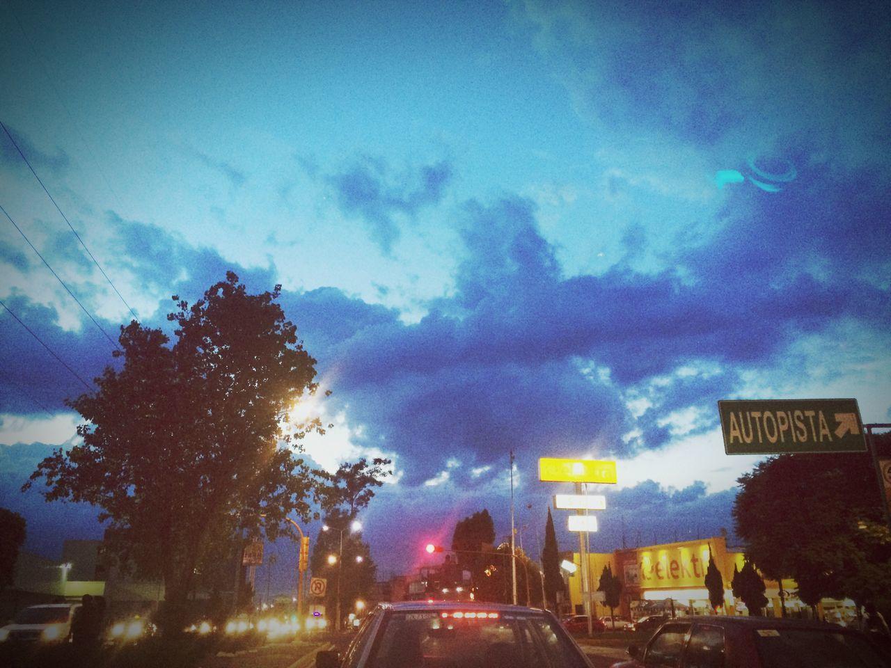 Ciudad Noche Descanso Hermosa Frescura Agradablevisita Cielo Y Nubes  Cielo Cielo Azul Cielo Azul Y Nubes
