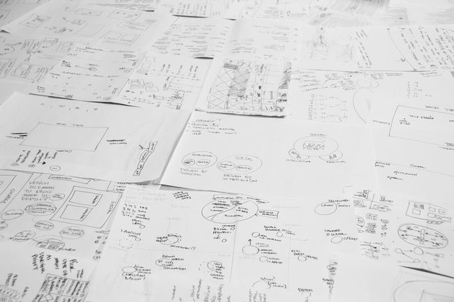 Analog Archive Black And White Doodles Full Frame Hard Work Illustration Large Group Of Objects No People Office Overload Overwhelming Paper Paperwork Planning Scribbles Work Working Writing