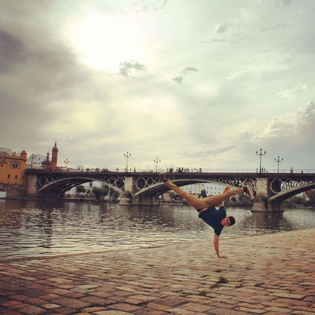 Traveling Capoeira Time Sevilla Spain