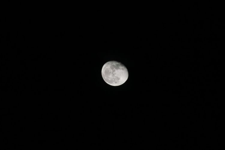 Super Moon 2017 December
