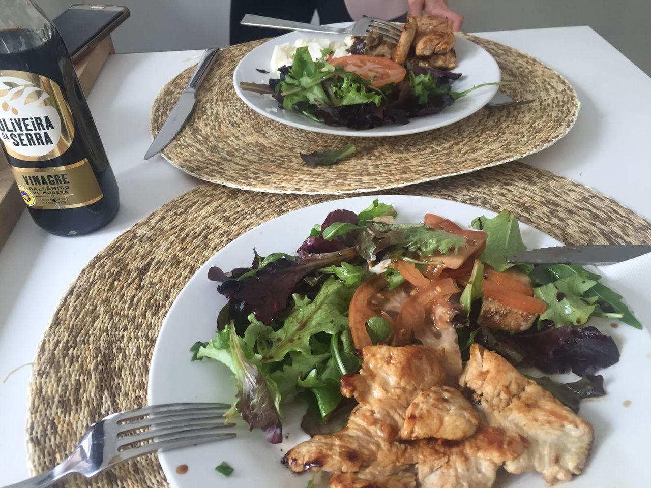 food and drink, plate, food, serving size, indoors, ready-to-eat, table, high angle view, healthy eating, freshness, vegetable, no people, indulgence, close-up, day