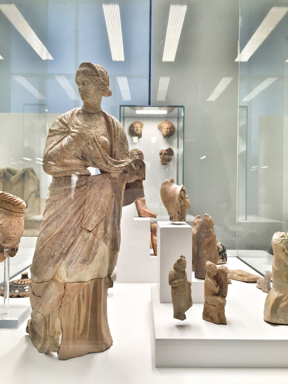 Magna Grecia Museum Check This Out Hello World Taking Photos Art, Drawing, Creativity Museum Magna Grecia ReggioCalabria Greek Ancient Culture Ancient Civilization Ancient Sculptures Sculpture Statues ArtWork Art Statue History Taking Photos In Front Of Sicily