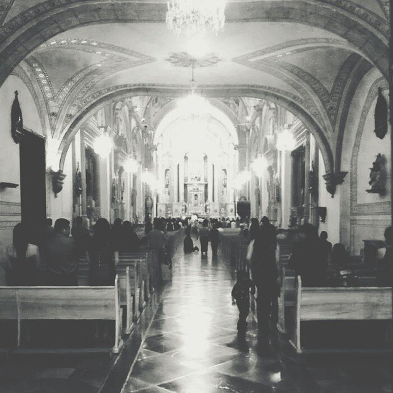 Iglesia De San Francisco CelayaGto Mexico MyPhotography Blackandwhite like