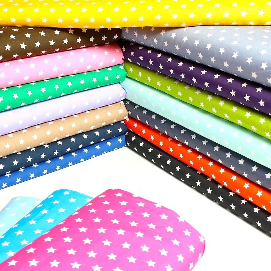 Multi Colored Indoors  Education No People Day Close-up Fabric Fabrics Star