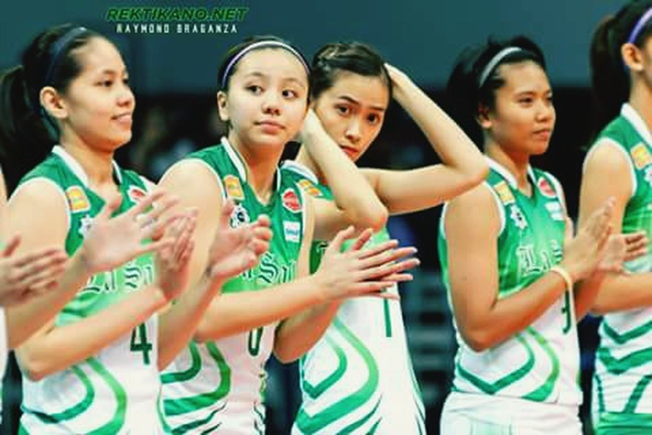 Dlsuladyspiker Uaapseason77 DLSU 10ReasonsToDateAVolleyballPlayer Volleyball Players