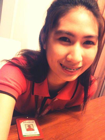 เช้านี้ หน้าบานจุงงงง :) First Eyeem Photo