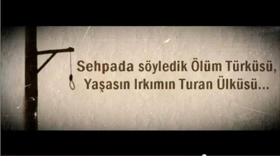 ülkü Turan Türkiye batı özentiliğinden kurtulup türk ülküsüne dönmektir esas olan Ne Mutlu Türküm Diyene!