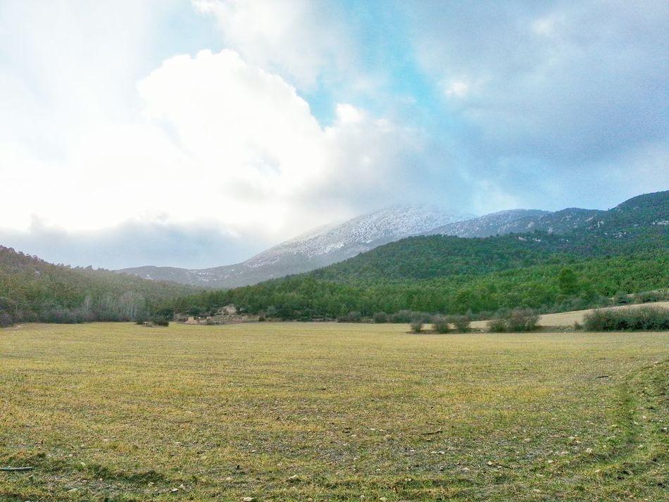Huéscar, Granada (Andalusia, Spain) Huéscar Granada SPAIN España Mountain Montana Landscape Paisaje Andalusia Andalucía