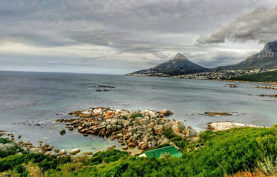 Most beautiful, scenic drive between Hout Bay and Camps Bay Outdoors Houtbay Lionshead Cape Town Capetownliving Capetownmag Capetownmylove Scenery_lovers Sceneryshots Scenic Lookout