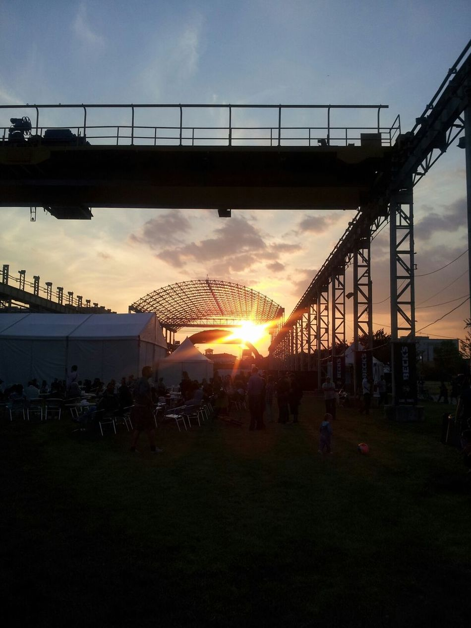 Nofilter#noedit carroponte Sunset