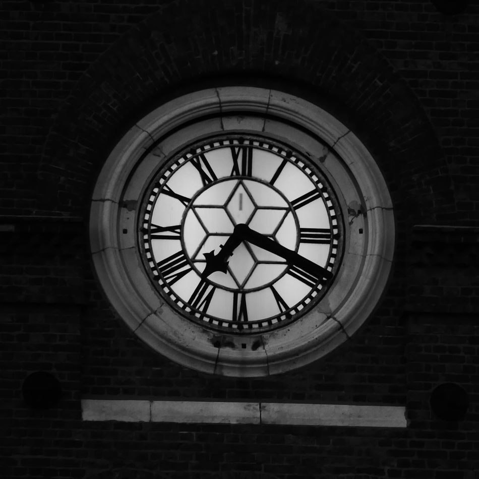 Found some lovely clocks today!Clockwork Hunt Project History Geometric Shape Circle Low Angle View Built Structure Architecture Day Architectural Feature Vintage City London Outdoors Black & White Blackandwhite St.Katharines Docks Monocrome Photography