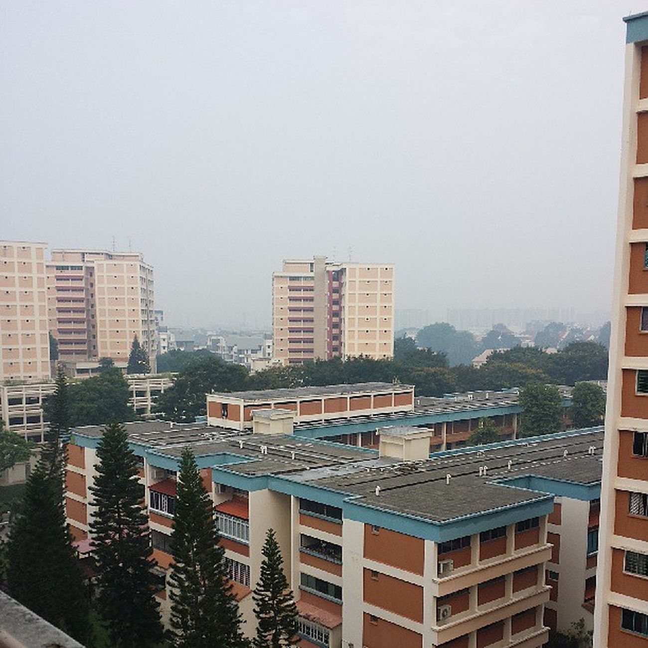 Jialat leh this Haze .