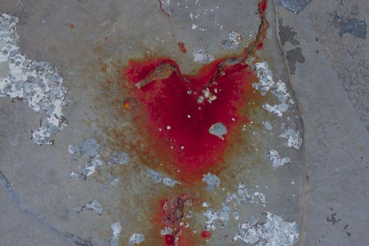 Sternö Rust Heart Steel