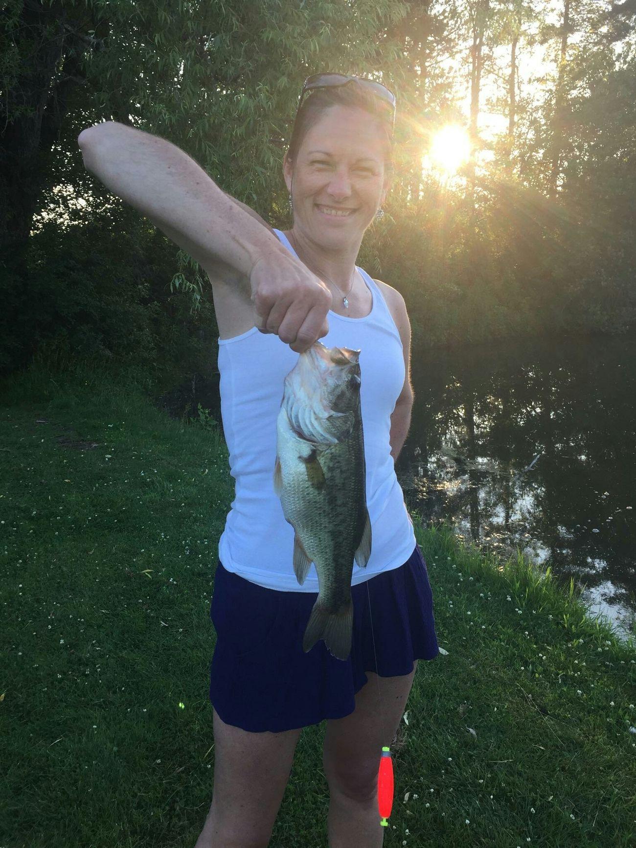 Gone Fishing Fishing Check This Out Largemouthbass Enjoying Life Summer ☀ Bass