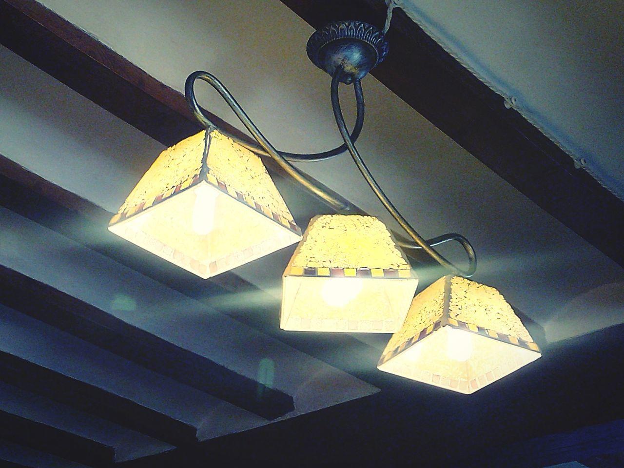 He Visto La Luz