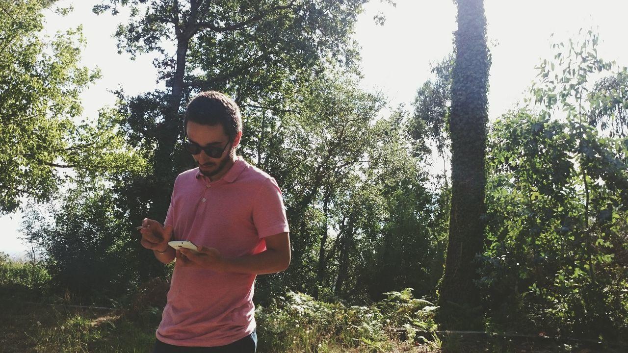 ❤🙈 Nature Boy Boyfriend Wildlife Outdoors Green Light Summer Spot