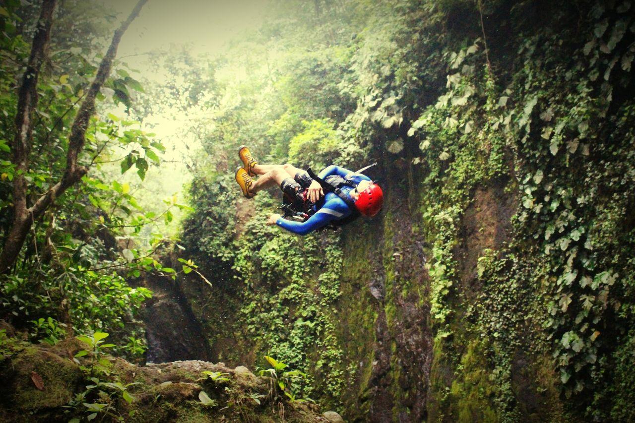 Desafio Costa Rica Lifeisbeautiful ♡david Adventure Canyoneering