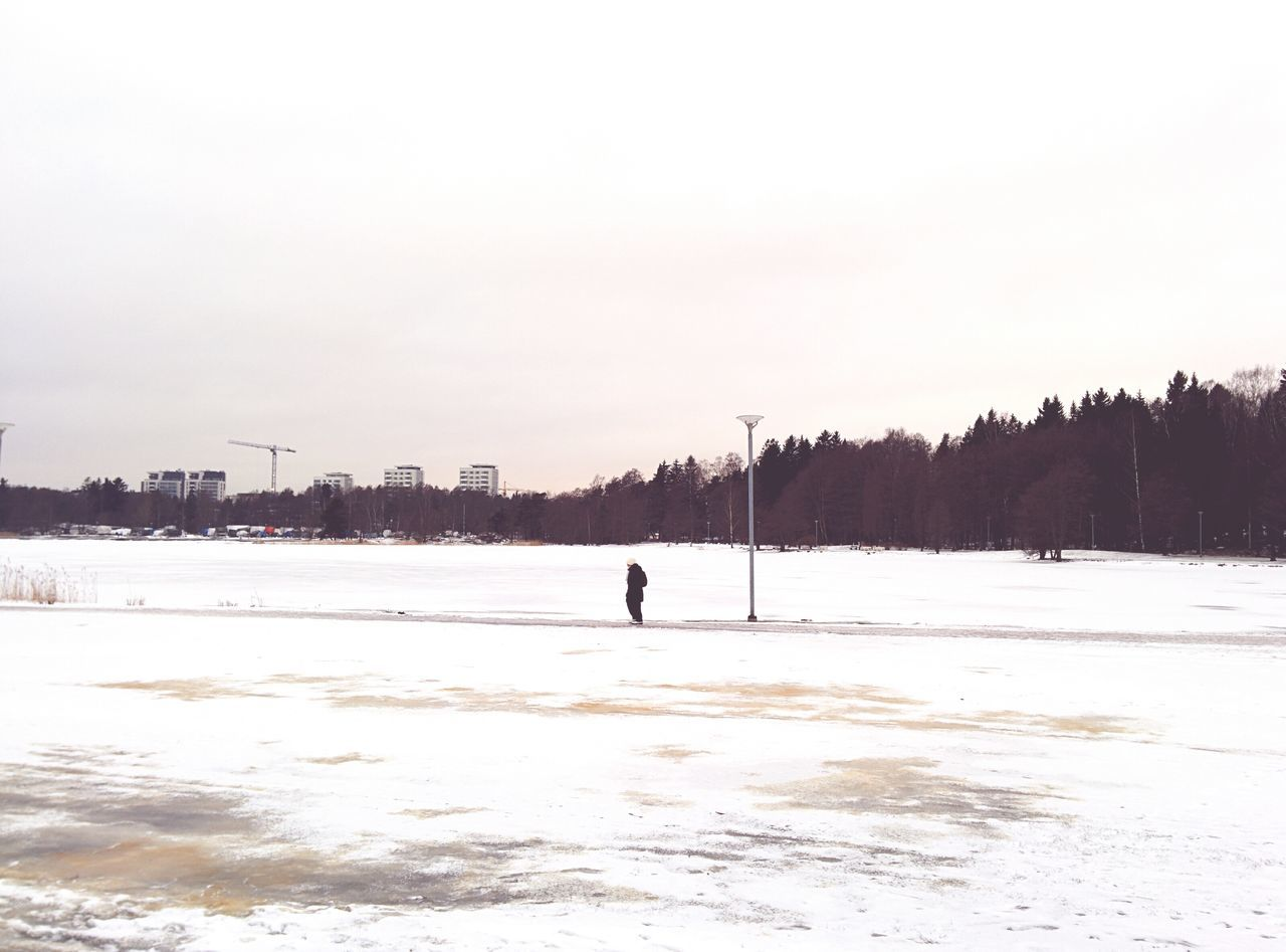 Beautiful stock photos of park, Cold Temperature, Day, Distant, Espoo