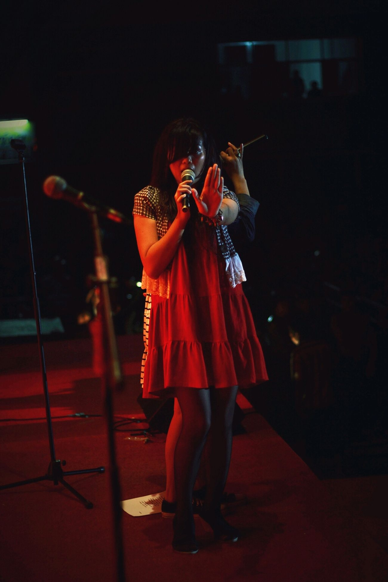 That's Me Sing A Song
