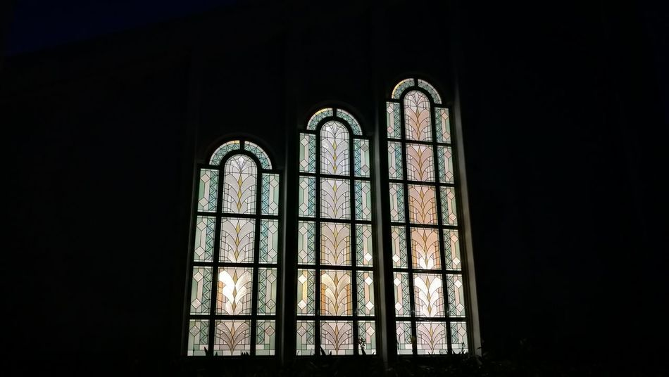 """""""And I will open the windows of heaven.."""" EyeEm Ready   EyeEm New Here EyeEm Best Shots Mormon Temple Mormon Life Lds Temples Lds Illuminance Light The World Stained Glass Stained Glass Window Windows Dawn Of A New Day Lights Window History Architecture Religion Built Structure No People Indoors"""