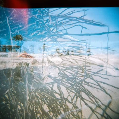 Feel good Feel joy Feel free Mangue Seco, Bahia, Brazil Brazil Heavenly Double Exposure Multiple Exposures Beach Abstract No People Beauty In Nature Day Landscape Blue Lovefilm Travel Analoguephotography Ibelieveinfilm Ishootfilm Film Photography Lomography DoubleExposurePhotography Filmcommunity Mangue Seco BA/BRA Holga 120 Film Tranquil Scene