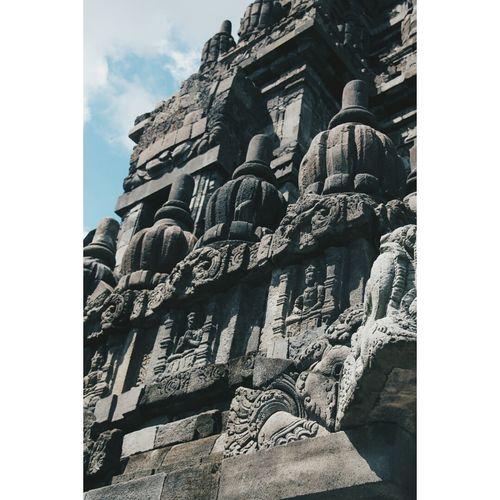 Prambanan temple INDONESIA Central Java