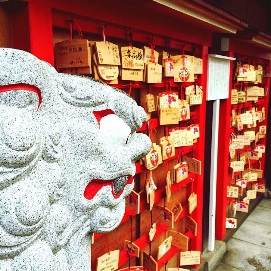 新潟市 白山神社 Jinja Hakusan Jinjya Hakusanjinjya Niigata-shi Komainu