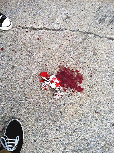 What I Saw Walking Home... Lol
