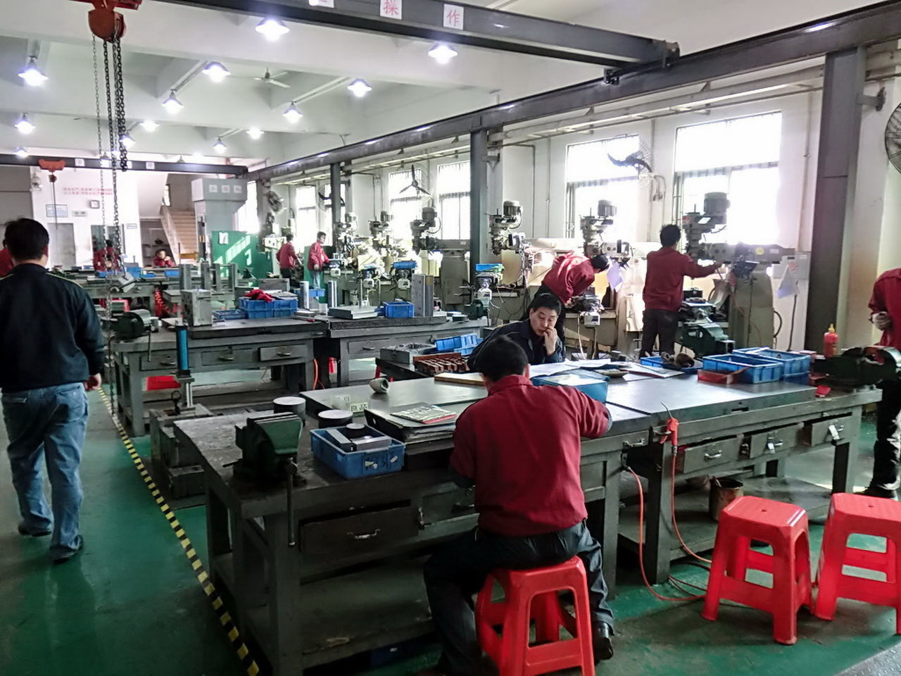 Factory inspection in ShenZhen Business Factory Factory Workers Manufacturing Equipment Manufacturing Plant