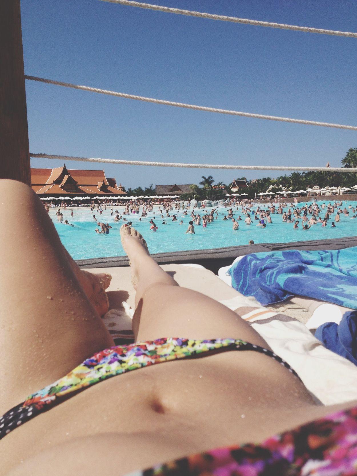 Love Hot Swim Île Canaries