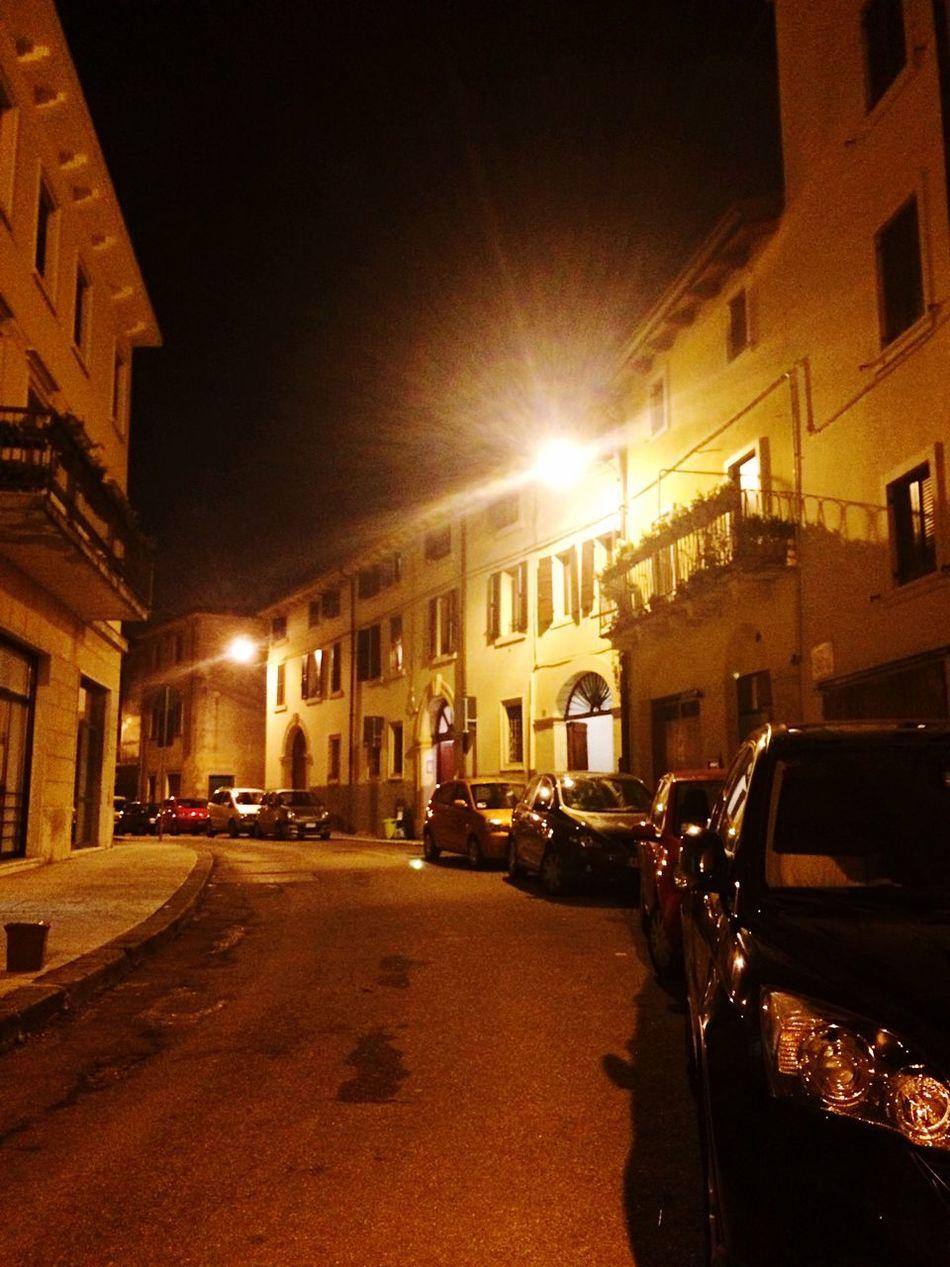 Walking In The Night Walking Around Night Lights Old Street Nightphotography Night Photography Darkness And Light Silent Night
