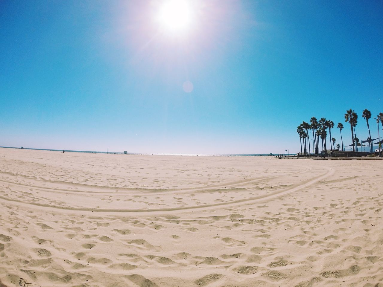 Beautiful stock photos of los angeles, Beach, Beauty In Nature, Clear Sky, Day
