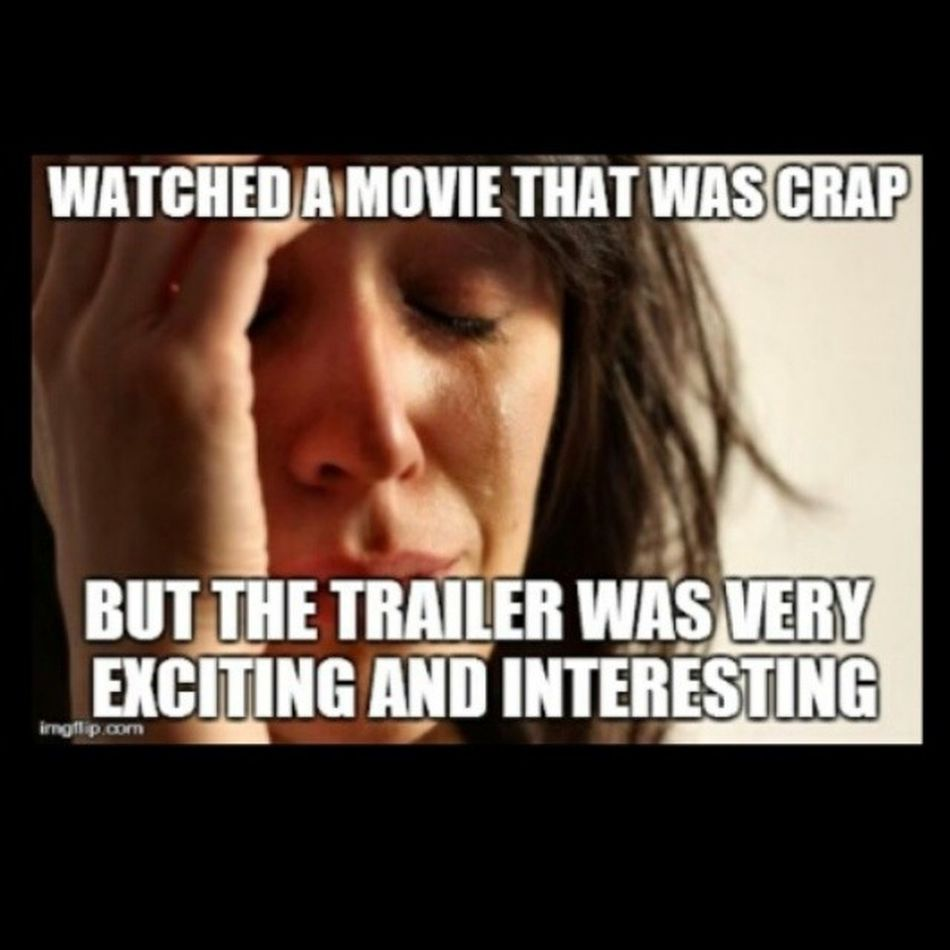 Thats why I prefer trailers hhe Movieaddict Watchthetrailer Schoolsout  Woopwoop blessed
