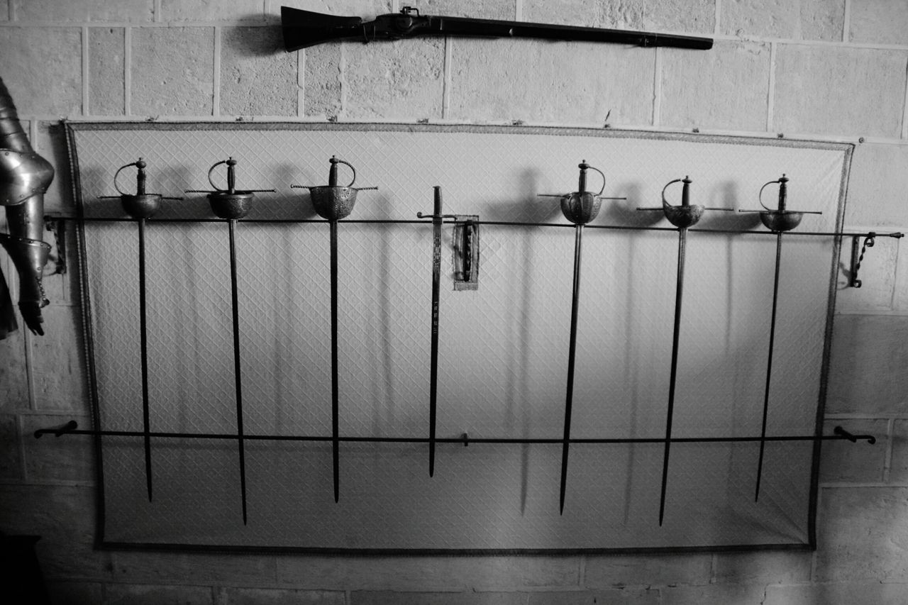 No People Swords Rifle Weapons Medieval Medieval Weapons Blackandwhite Black And White Black & White Blacknwhite Blackandwhitephoto Black And White Collection  Black & White Photography Blackandwhite Photography Black And White Photography Blackandwhitephotography Black&white