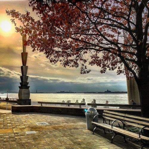 Battery Park City, NYC. NYC Batteryparkcity