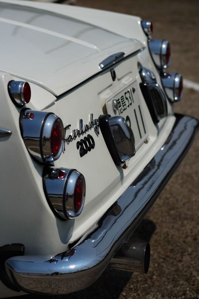 DATSUN Fairlady 2000 Classic Car Ricoh GXR Carl Zeiss Planar50/1.4 Datsun
