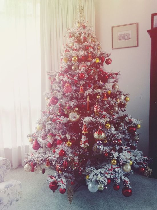 Finally Finished setting up the Christmas tree Christmas Tree Christmas Filter Photooftheday Imstagram Featured_photo Australia Italia Skill  Dedication
