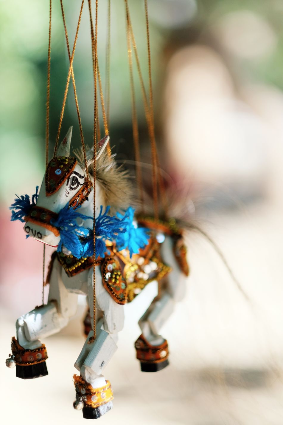 No People Hanging Close-up Animal Themes Indoors  Day Puppet Strings Horse Figurine  Cute Handyphoto Tradition Cultures Focus On Foreground EyeEm Best Shots EyeEm Gallery Check This Out Popular Photos in Bagan , Myanmar
