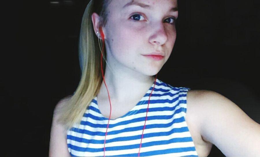 Hello World Beauty Color Portrait People Self Portrait That's Me Hi! Blue Eyes