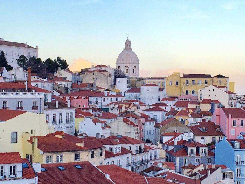 Lisbon Sunset 😍🇵🇹😍🇵🇹😍