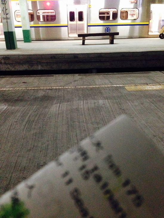 Depth Of Field Subway