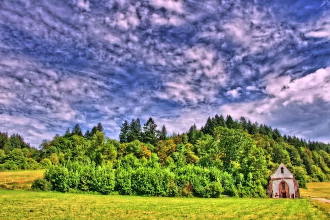 HDR Hdr_Collection Hdrphotography Hdr_lovers Hdr_pics Field Sky Beauty In Nature Landscape Cloud - Sky Outdoors Hdrart