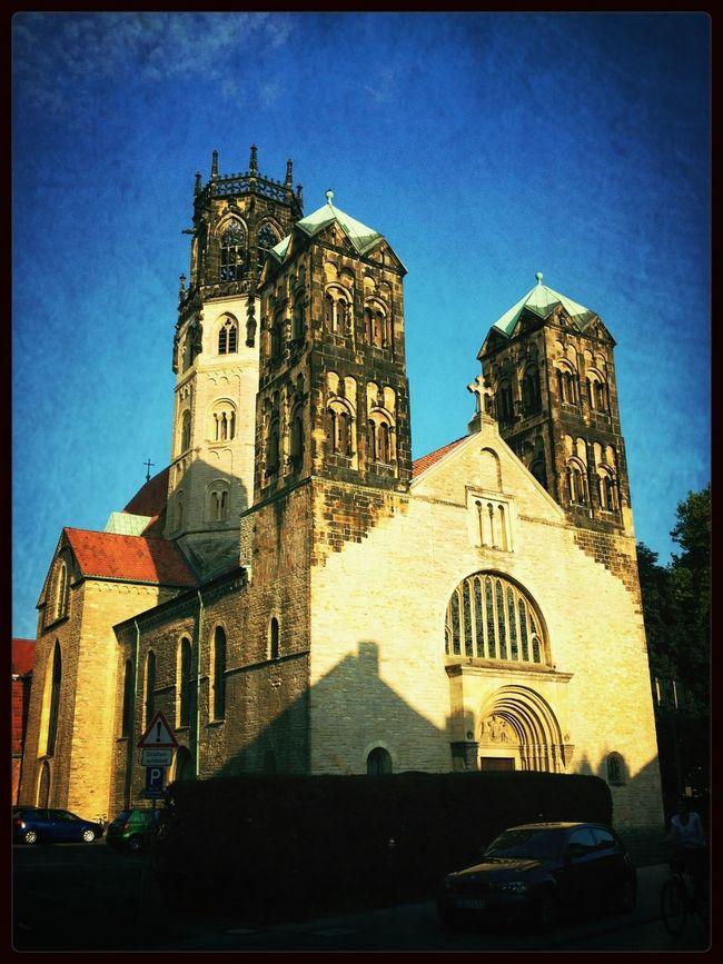Old vintage church Church