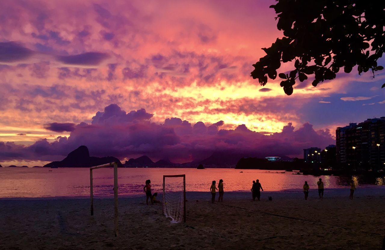 The Great Outdoors With Adobe Sunset Goprooftheday Photography Beauty In Nature Rio De Janeiro Eyeem Fotos Collection⛵