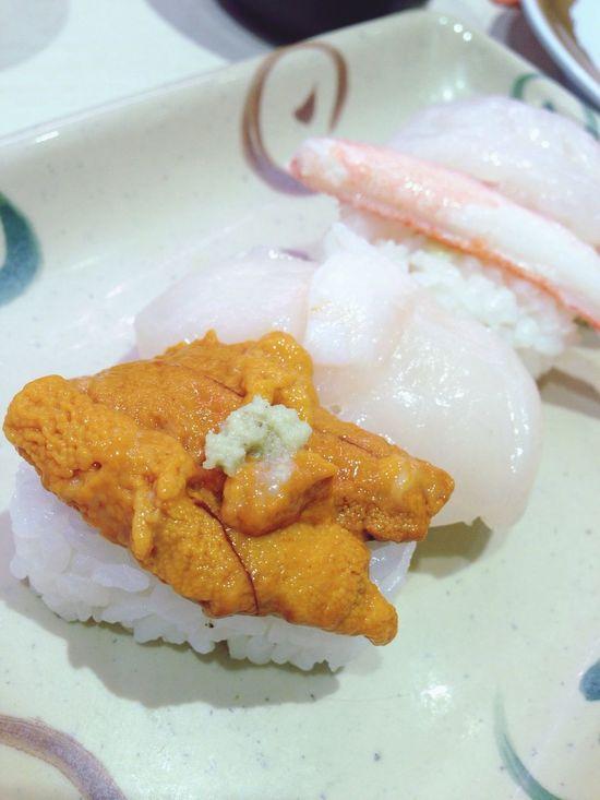 元気寿司 Sushi Uni Japanese Food