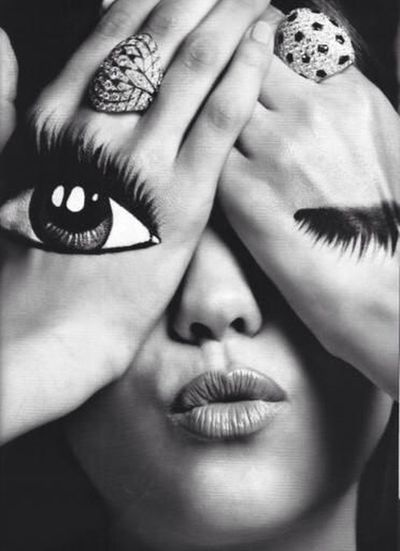 The Eyes Are The Window Of Your Heart